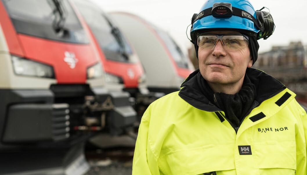 Konsernsjef i Bane NOR er valgt til president i den europeiske sammenslutningen av infrastrukturforvaltere for jernbane, EIM.