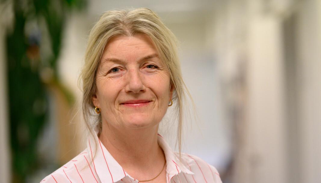 Helle K. Schøyen er tilsatt som ny administrerende direktør ved Stavanger universitetssjukehus.