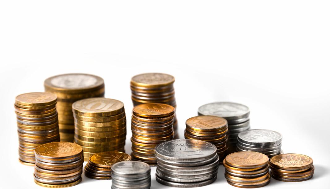 Sveriges statistiske sentralbyrå (SCB) har akkurat publisert ny statistikk over lønnsnivået i Sverige.