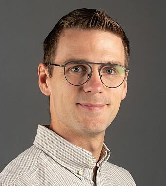 Sigurd Kvammen, rektor ved Akademiet Nettstudier.