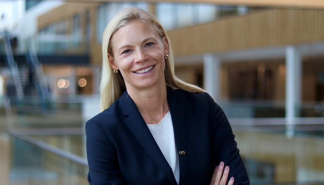 Konserndirektør Karin Greve-Isdahl i Storebrand er første norske styremedlem i UNEP's Principles for Sustainable Insurance (PSI).