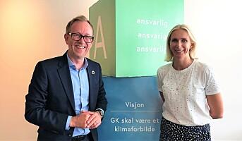 GK Gruppen lanserer sin første ESG-rapport