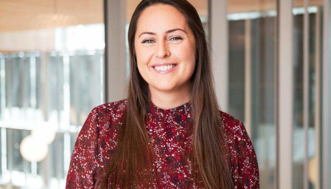 Nina Hauge Schage starter som Head of Communications i KPMG.
