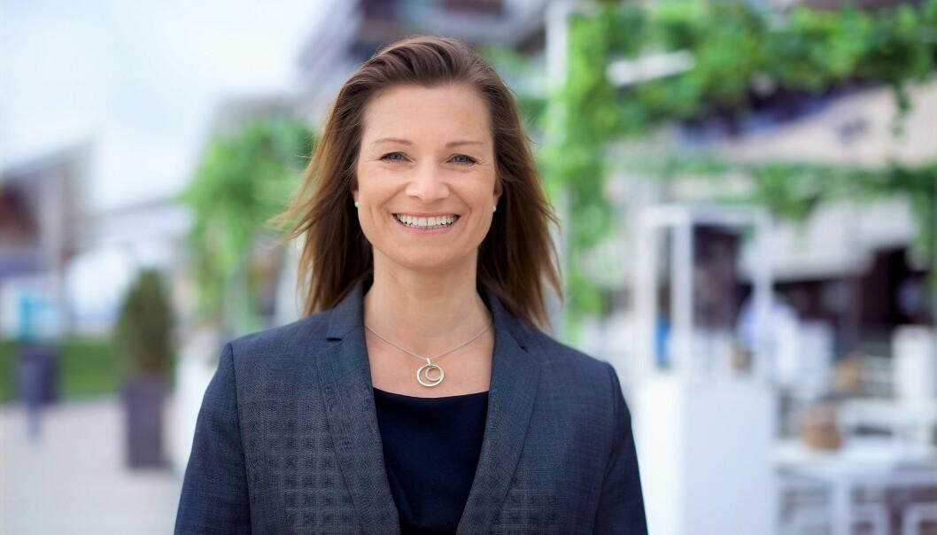 Christine Lundberg Larsen, administrerende direktør i Regnskap Norge.