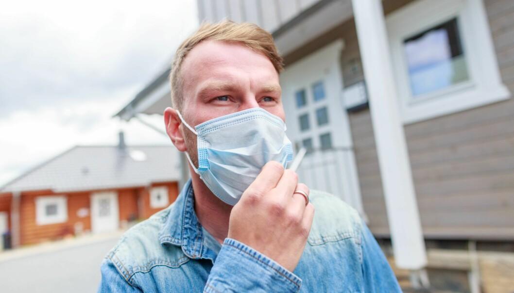 Det finnes ingen klare regler for når og i hvilke situasjoner munnbind skal brukes. Så når kan arbeidsgiver bestemme hva som er best for sine arbeidstakere?