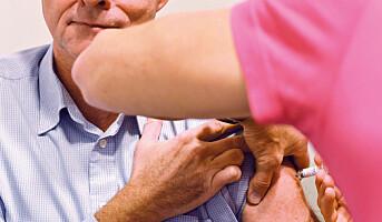 Farmasøyter får rett til å rekvirere influensavaksiner