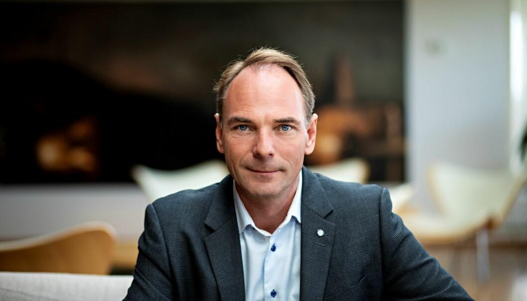 Stig Morten Nilsen, adm. dir. i Norges Bilbransjeforbund (NBF).