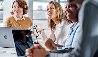 ABB skal doble andelen kvinner i lederposisjoner