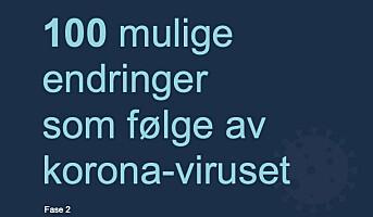 Ny rapport: Slik tror vi at viruset påvirker verden