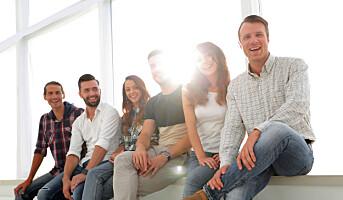 Gode kolleger og godt arbeidsmiljø viktigst – også for de unge