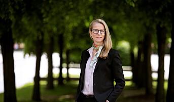 Hun er den nye sjefen i Kommunalbanken AS