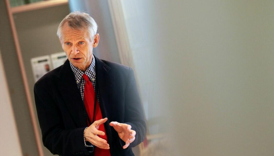 Professor Rune Sørensen ved Handelshøyskolen BI har avdekket at holdningene til miljøtiltak kan følge en livssyklus.
