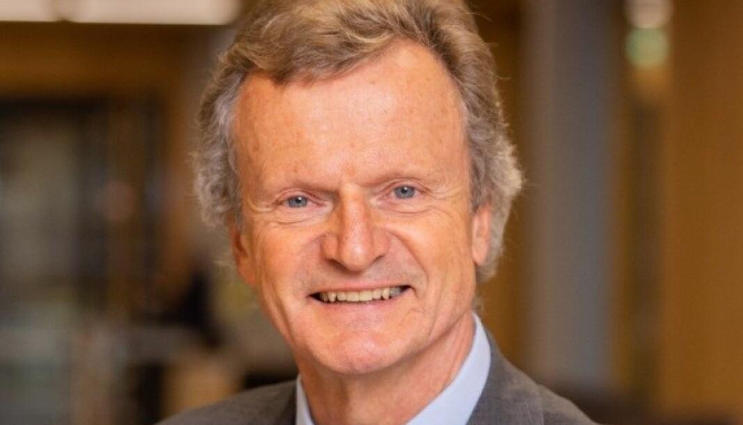 Jon Fredrik Baksaas er ny styreleder i DNV GL.