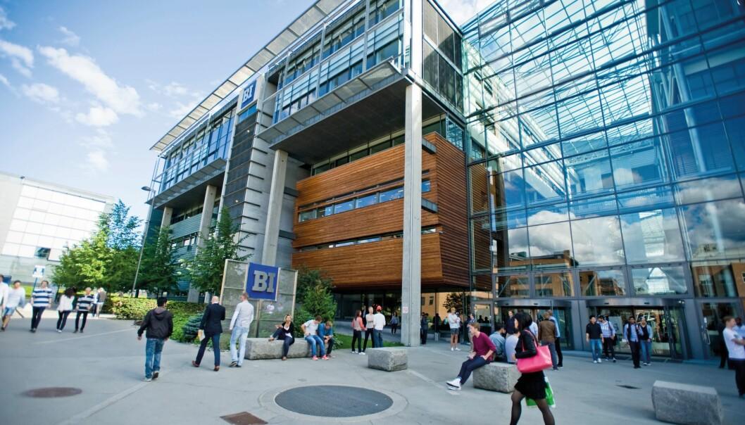 BI Campus Oslo.