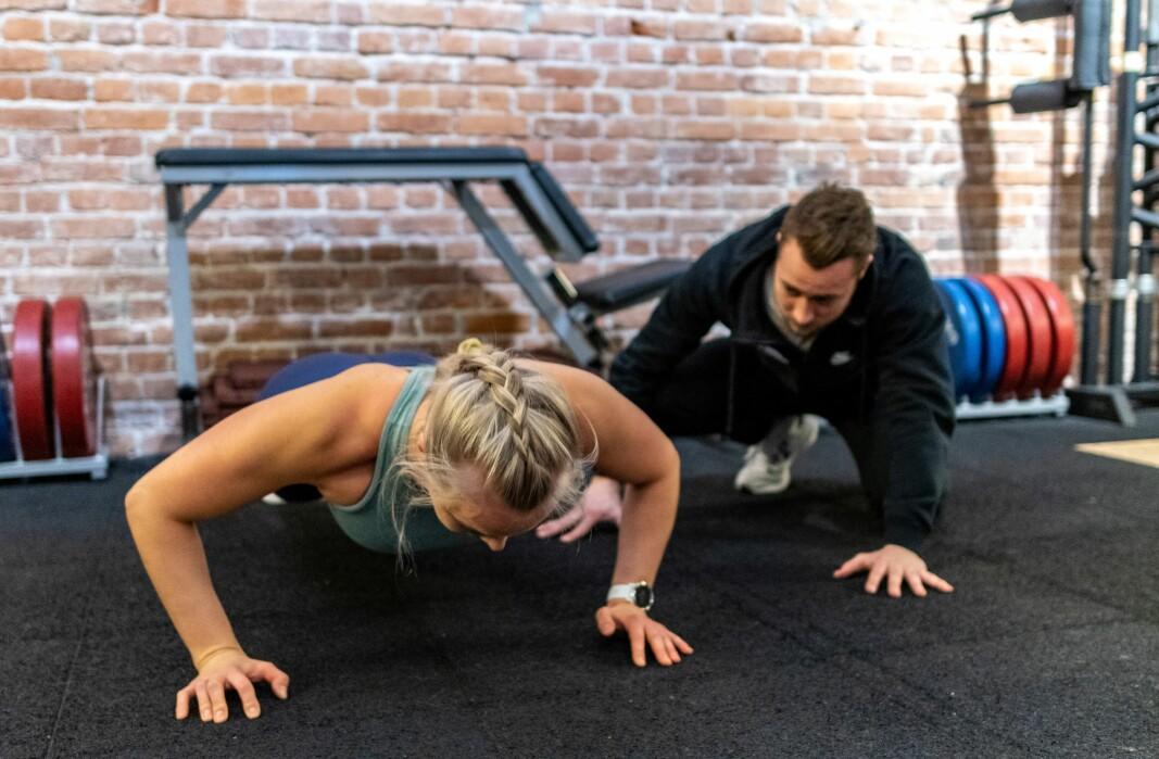 Kun én av tre bedrifter tilbyr rabatt på treningssenter eller treningsfasiliteter på arbeidsplassen. Enda færre gir ansatte mulighet til å trene i arbeidstiden.