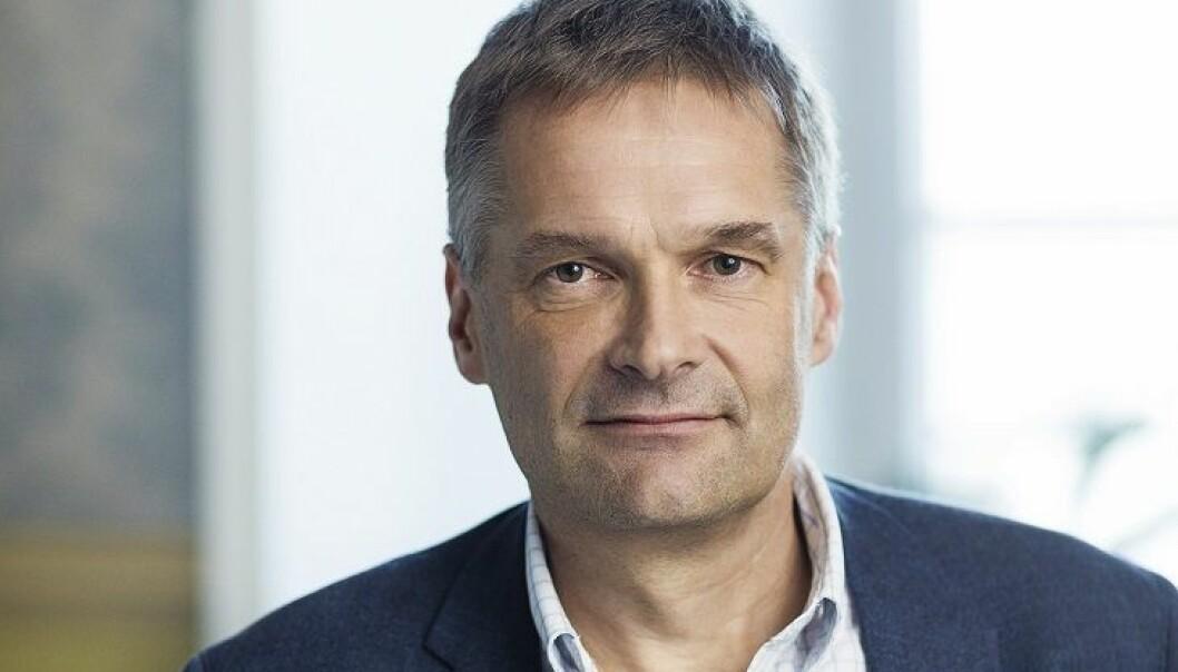 Abraham Foss kommer fra Telia til Avinor som ny konsernsjef.