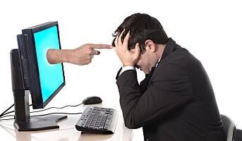 Mange arbeidstakere varsler ikke når de gjør feil på nett