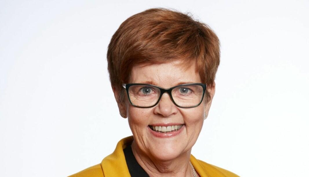 Bente Anni Ranum, salgssjef i Randstad Ålesund.