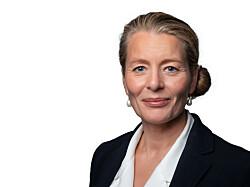 Kathrine Myhre er ny sjef i Patentstyret