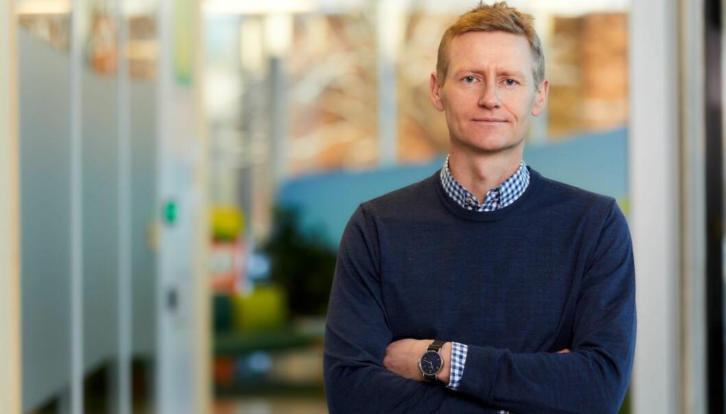 Ny konsernsjef i Felleskjøpet Agri, Svenn Ivar Fure.