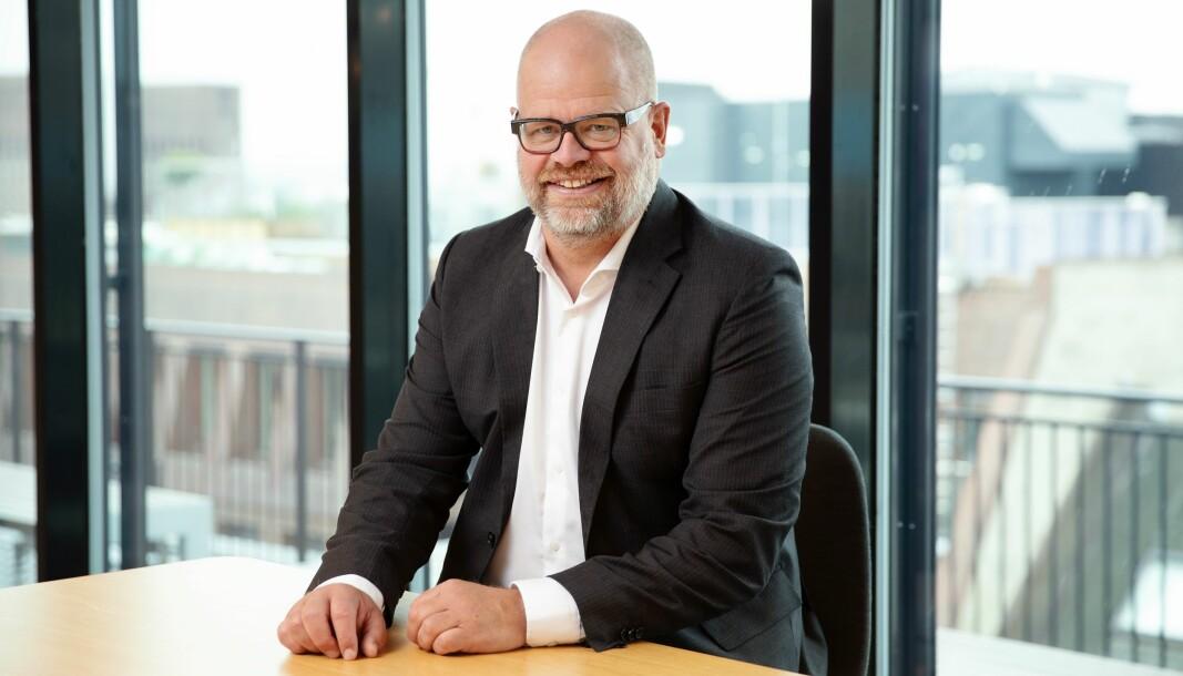 Even Bolstad, daglig leder i HR Norge.
