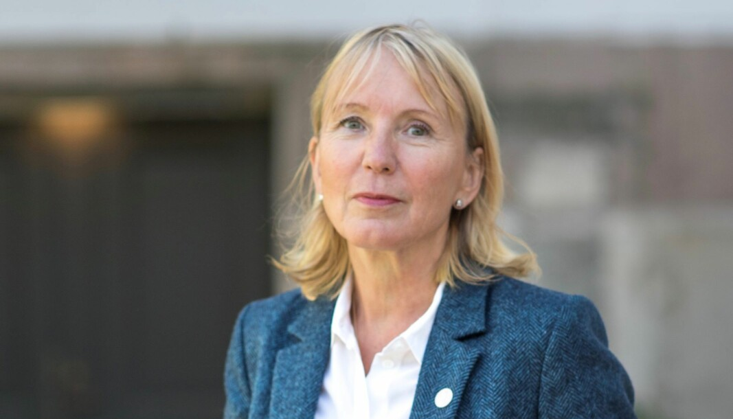 Margareth Hagen, rektor ved Universitetet i Bergen.