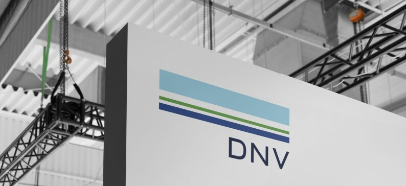 Bare DNV blir igjen