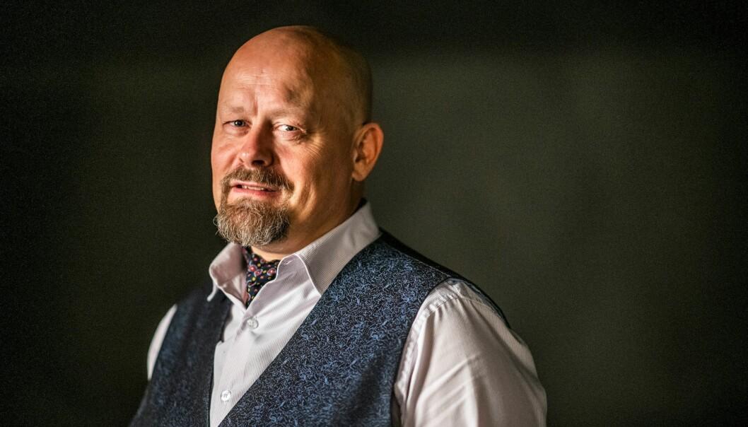 Kai Roer, leder for det globale forskningssenteret KnowBe4 Research, CLTRe.