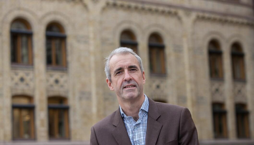 Administrerende direktør i SMB Norge, Olaf Thommessen.