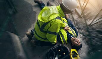 Flere arbeidsskadedødsfall i januar: - Ulykker kan og skal forebygges
