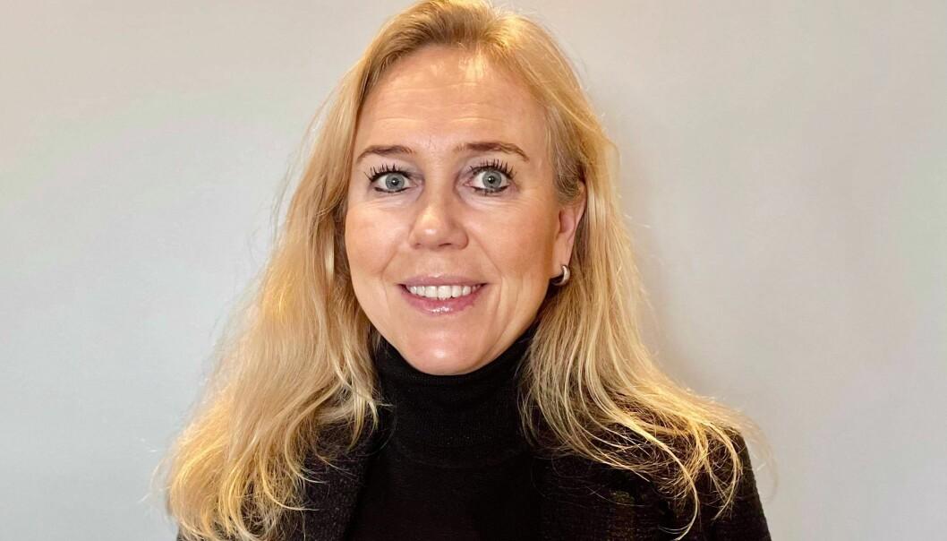 Tone Gulbrandsen Næss, ny HR-sjef i Optimera.