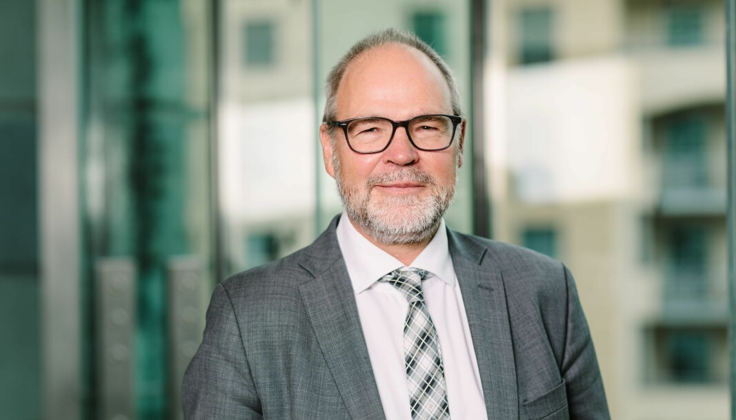 Jørgen Leegaard, samfunnspolitisk direktør i BNL.