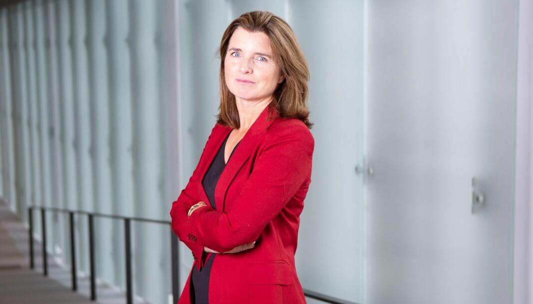 - Verdier skapes når vi deler og gjenbruker data, sier skattedirektør Nina Schanke Funnemark.