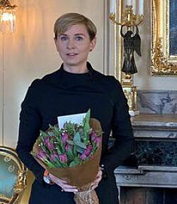 Sofie Nystrøm er ny direktør i Nasjonal sikkerhets-myndighet