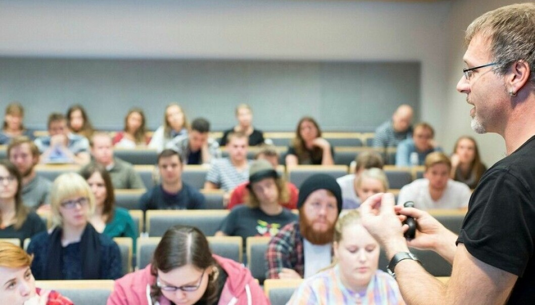 Studentene opplever best læringsutbytte ved å få undervisning på campus, viser en ny studieundersøkelse ved UiA.
