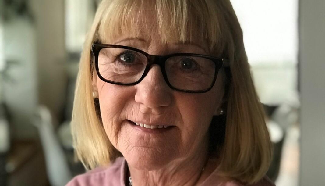 Karin Andersson, HR-sjef i Utdanningsforbundet.