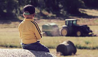 Mange bønder er ensomme og mer isolert