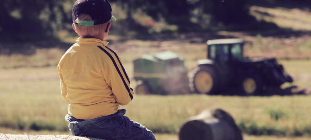 Mange bønder sliter: Ensomme og mer isolert