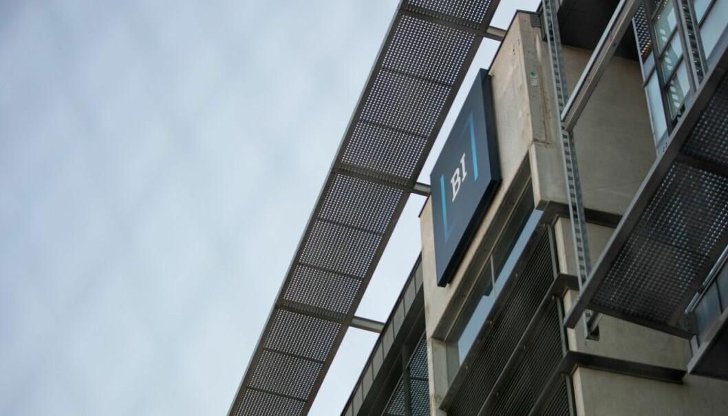 Handelshøyskolen BI i Nydalen i Oslo.