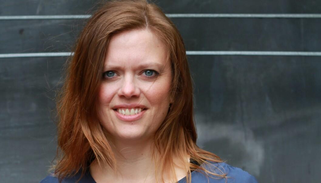 Ane Marte Hausken er direktør for strategi og forretningsutvikling, samt konstituert direktør for partnertjenester i Altibox.
