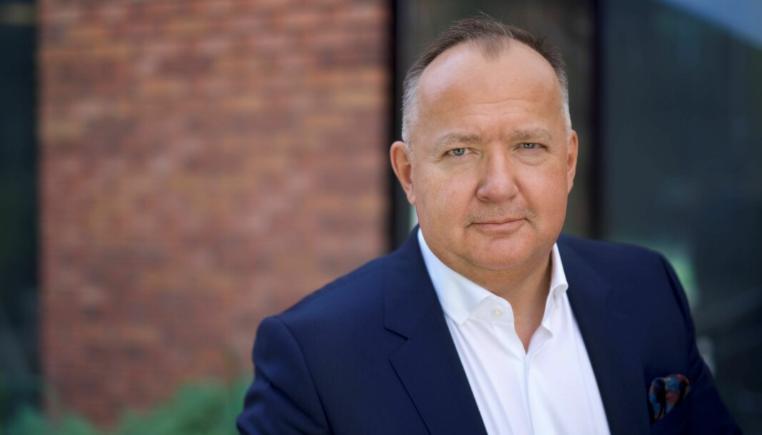 Geir Arne Olsen, Norgessjef i Netcompany.