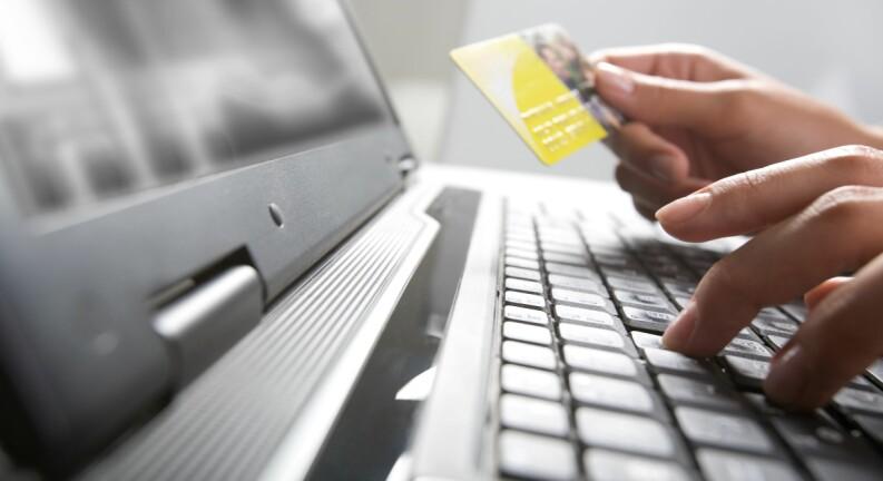 Digitalisering: Det blir stadig flere kjøp på nett