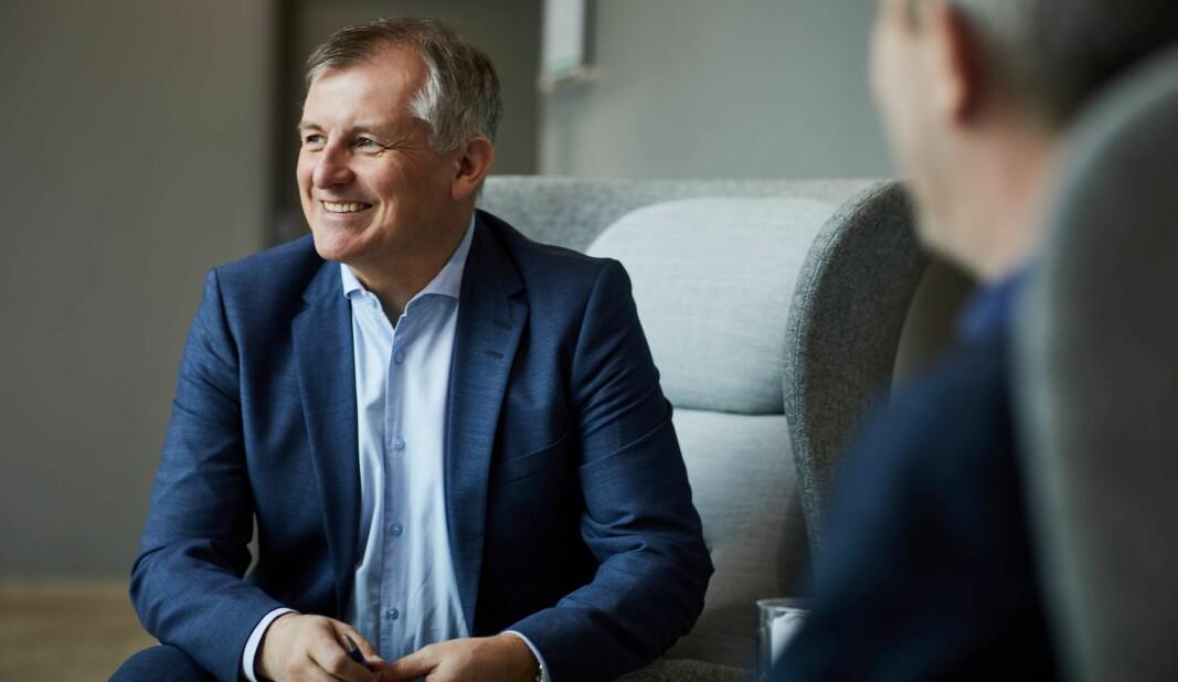 Eivind Bøe i Randstad mener hjemmekontoret kan bli en kilde for konflikt når pandemien er over, og arbeidsgiverne ønsker de ansatte tilbake på arbeidsplassene.