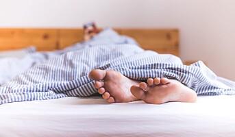 Vi sover mer under pandemien