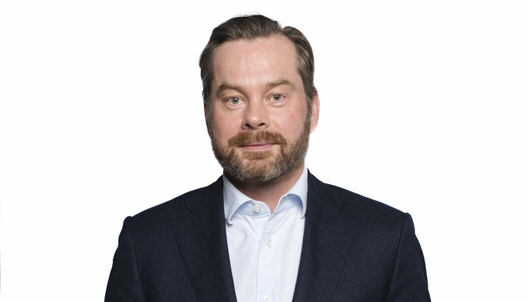 Tom Krohn, partner PA Consulting.