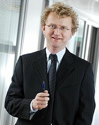 Sjeføkonom i Eika Gruppen, Jan Ludvig Andreassen.