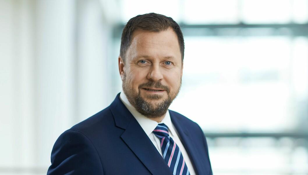 Partner og nordisk HR-direktør i revisjons- og rådgivningsselskapet EY, Bjørn Vihovde.