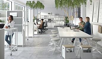 IKEA skal leie ut møbler til bedrifter