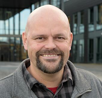 Dekan Michael Rygaard Hansen, setter stor pris på det tette samarbeidet med næringslivet i utvikling av nye videreutdanningstilbud.