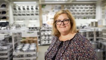 Clare Rodgers slutter - får ny sentral stilling i IKEA